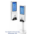 Lean Oem Design Hand Sanitizer Dispenser Multi-Function Face Recognition Camera