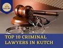 Top 10 Criminal Lawyers In Kutch, Application Usage: Lawfirm