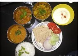Pg Lunch, Dinner Meal Box , Flavour -North Indian