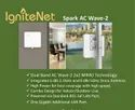 100 Meter 2.4 Ghz And 5ghz Wireless Access Point, 1200 Mbps, Model Name/number: Sark Ac Wave-2