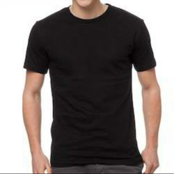 Jaiswal World's Half Sleeve JW Real Madrid Round Neck Polyester Cotton T-Shirt 210-220(GSM)