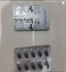 80 Mg Vidalista Black Tablets