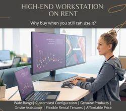 Workstation Computer Rental Services For Corporate_ ANTEC GAMING WORKSTATION