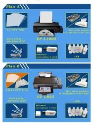 Epson A3 /A4 DTF Printer with Software