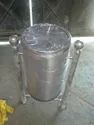 Commercial Hanging Bins - Pole Bins