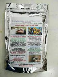 Udaan Bird Feed, Packaging Type: Packet