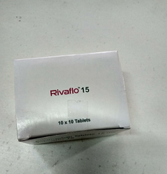 Rivaroxaban 15 Mg Tablet