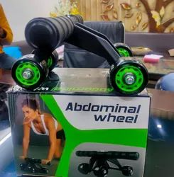 4 Wheel Abdominal Machine