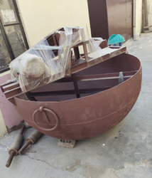 Oil Soap Boiling Vessel