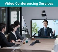 Video Conference On Rent