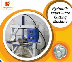 Cake Base Hydraulic Paper Cutting Machine