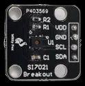Witty Fox - SI7021 Humidity Temperature Sensor Breakout Board