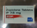 Zopiclone 7.5 mg