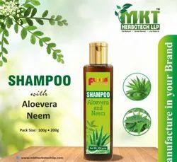 MKT Neem And Aloevera Shampoo