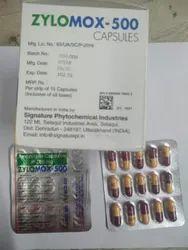 Amoxycillin Capsules 500 Mg