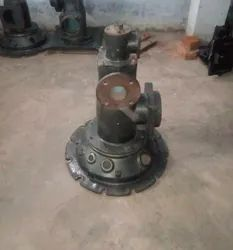 Red Biillet Reheating Furnace Oil And Gas Burner