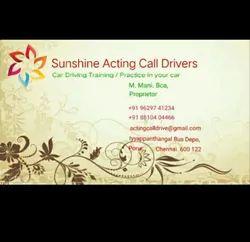 Acting Call Driver, Chennai