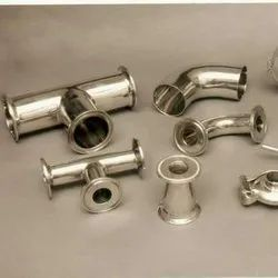 Stainless Steel 316L Diary , Pharmaceutical Fittings