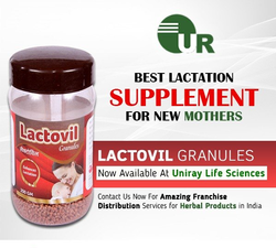Lactation Granules