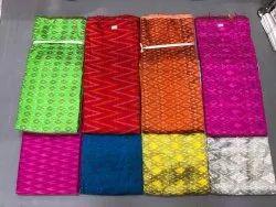Pochampally Ikkat Raw Silk