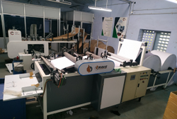A4 Size Sheet Photo Copier Paper Cutting Machine