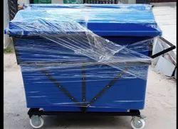 Wheeled Garbage Bin 1100l