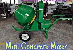 Mini Concrete Mixer Machine