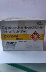 Oxytetracycline Hydrochloride Animal Tablet Vet