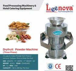 Leenova Dry Fruit Powder Machine