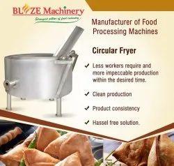 Samosa Frying Machine