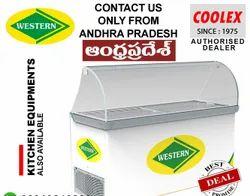 Western Scooping Parlour Icecream Display Deep Freezer Nwhs550g