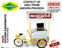 Glycol Push Cart Freezer Western Whfg200g , Whfg250g
