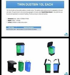 Nilkamal Dustbins 20 Ltr