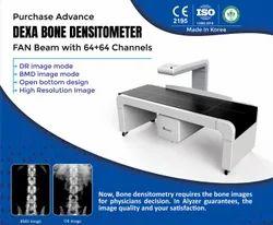 Dexa Bone Densitometer, Fan Beam, 64 Channels