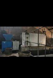 Smokeless Biomass Burner
