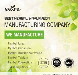 Herbal Ayurvedic Juice - Herbal Products Dietary Supplement