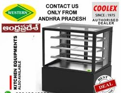 Western Cooling Bakery Display Counter Case Chiller Ptw12 And Ptw15