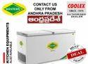 Hardtop Western Freezer Chiller Convertible Ewhd580h
