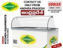 Western Icecream Display Scooping Freezer NWHS825G