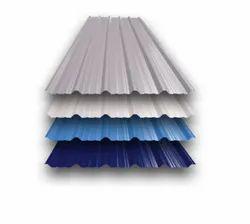Alfa Blue 0.35mm PPGI Sheets, For Commercial
