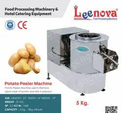Leenova Potato Peeler Machine