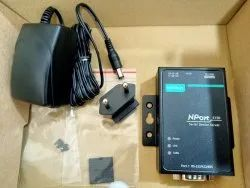 Moxa Nport-5150 1-Port Rs-232/422/485 Serial Device Servers