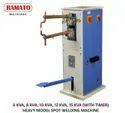 Pedestal Type Spot Welding Machine