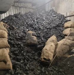 Rounder Solid Charcoal Suppliers, For Burning, Packaging Size: Loos