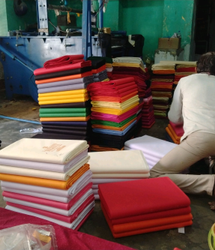 Pure Cotton Tery Rubia Aster, Plain/Solids, Multicolour