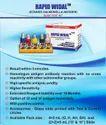 Rapid Widal Slide Test Kit IS6451 IS6460