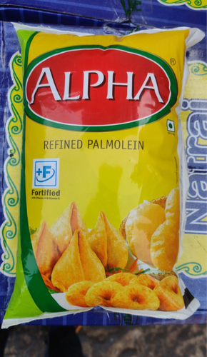 Alpha Refined Palmolein Oil