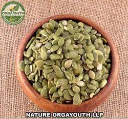 Natural Certified Organic Pumpkin Seeds