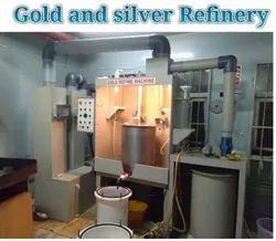Automatic Gold Refining Machine