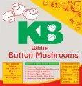 Organic Compost Fertilizer Kb White Buttom Mushroom ( Green Plastic Pannet ), Packaging Type: Carton, Packaging Size: 10 Kg